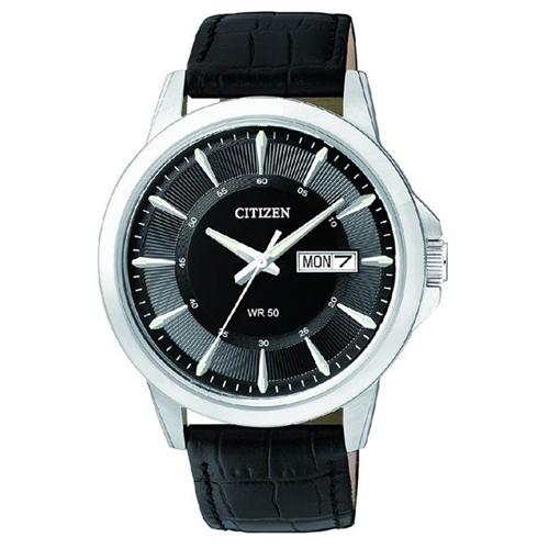 שעון יד  Quartz אלגנטי לגבר מבית CITIZEN יפן.