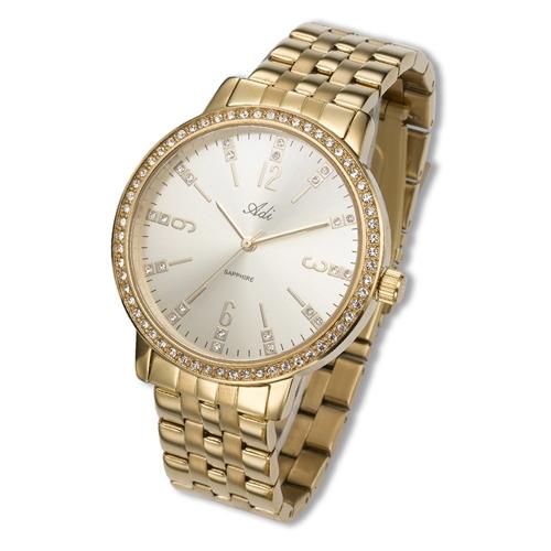 שעון יד אלגנטי לאישה מבית שעוני עדי