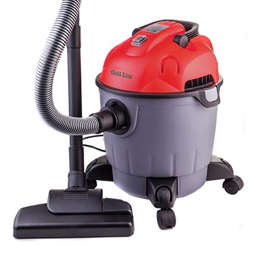 שואב אבק רטוב/יבש + מפוח דגם ATL-2350
