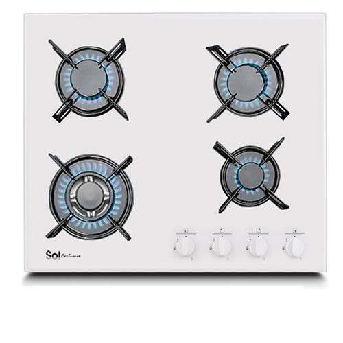 כיריים גז Sol exclusive דגם FQ6WWG-4