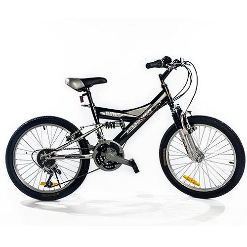"""אופני הרים 20""""-26"""" מבית EZ דגם GRIPSHIFT"""
