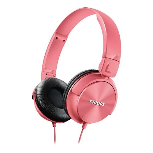 אוזניות קשת Philips דגם SHL3060 וורוד