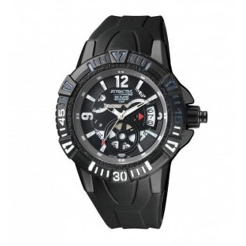 שעון יד לגבר בעיצוב ספורטיבי דגם QS-DA72J502Y