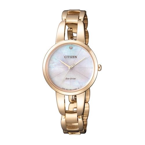 שעון יד לאישה מבית CITIZEN דגם CI-EM043387D