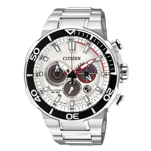 שעון יד כרונוגרף לגבר CITIZEN דגם CI-CA425054A