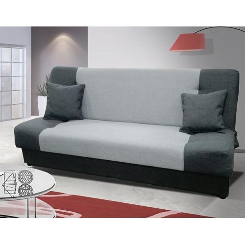 ספה אירופאית נפתחת למיטה רחבה דגם גאס