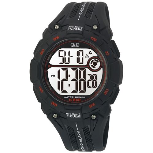 שעון יד דיגיטלי דגם QS-M121J001Y