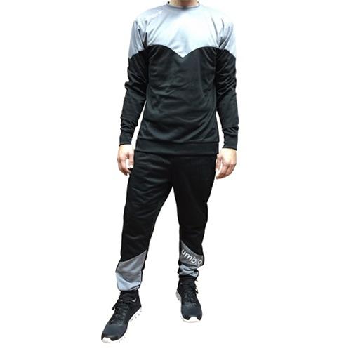 טרנינג מלטף לגוף כולל ריצ'רץ' במכנס