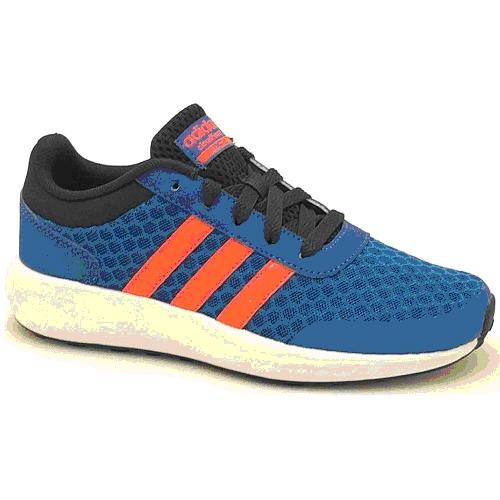 נעלי ספורט לנוער ADIDAS CLOUDFOAM RACE בצבע כחול