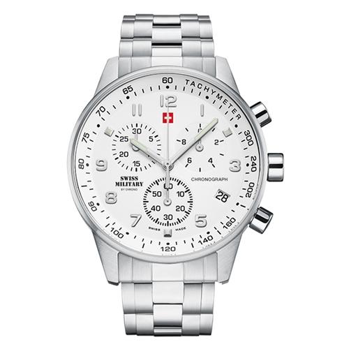 שעון יד כרונוגרף לגבר SWISS MILITARY SM3401202
