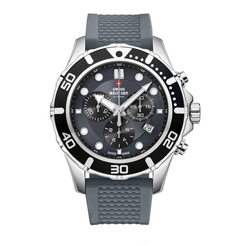 שעון יד כרונוגרף לגבר SWISS MILITARY SM3404406