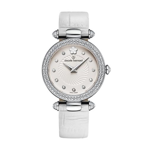 שעון יד יוקרתי  לאישה מבית CLAUDE BERNARD שוויץ