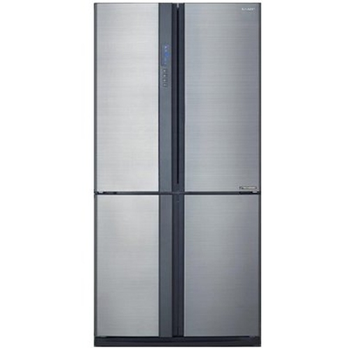 מקרר 4 דלתות בנפח 565 ליטר דגם SJ-8595