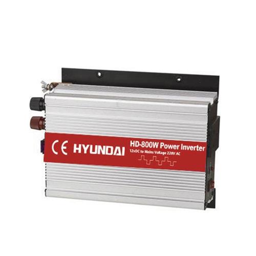ממיר מתח יונדאי דגם HD-800W - עודפים