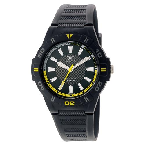 שעון יד לגבר מבית Q&Q דגם QS-GW36J008Y