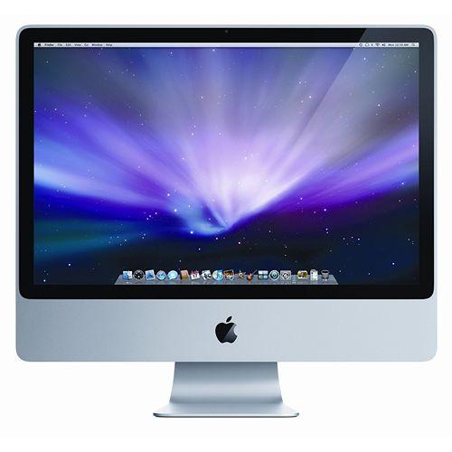 """מחשב Apple iMac All in one גודל 24"""""""