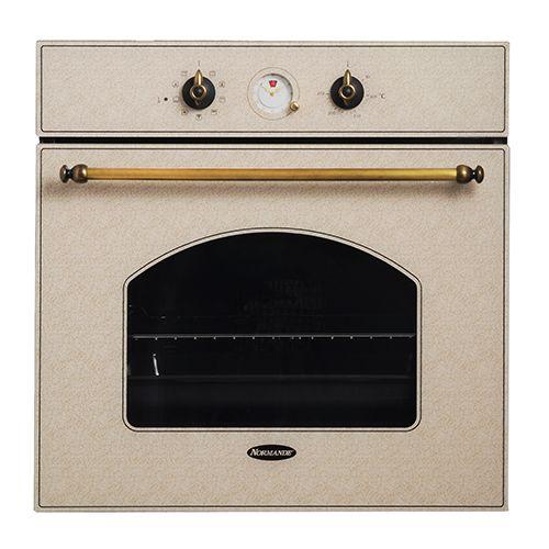 תנור אפיה בנוי טורבו בעיצוב כפרי 56 ליטר ND 663