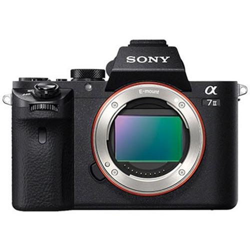 מצלמת סטילס Full Frame 35mm דגם SONY ILC-E7M2B