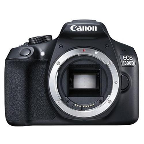 מצלמת DSLR קנון EOS 1300D 18MP גוף