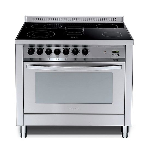 """תנור משולב 90 ס""""מ תוצרת איטליה! כיריים קרמיות"""