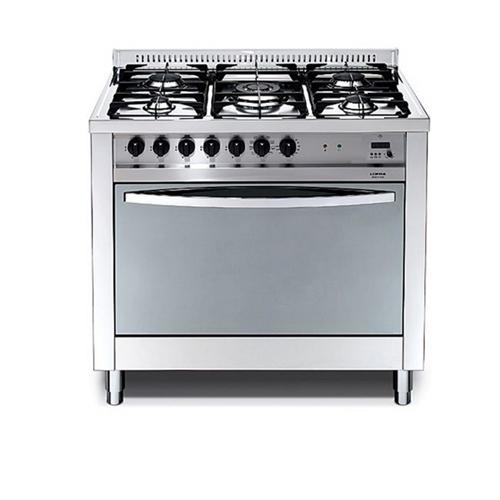 תנור משולב כיריים גז 9 תוכניות 5 להבות 94 ליטר