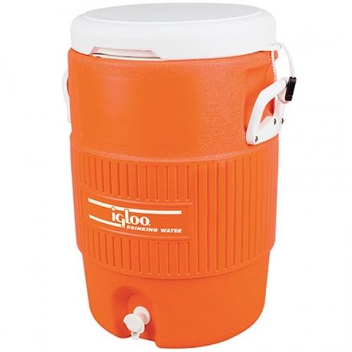 מיכל מים קשיח 18.9 ליטר בעל ברז תחתון