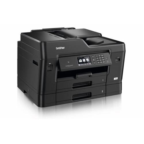מדפסת הזרקת דיו BROTHER דגם MFCJ6930DW