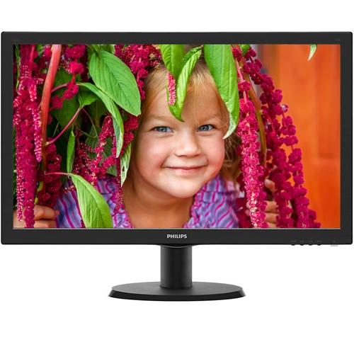 """מסך מחשב בגודל """"LED MVA 23.6 דגם 243V5QHAB"""