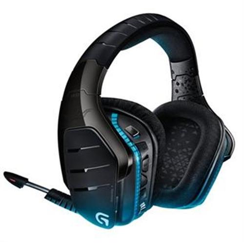 אוזניות גיימרים Logitech G933 Artemis Spectrum