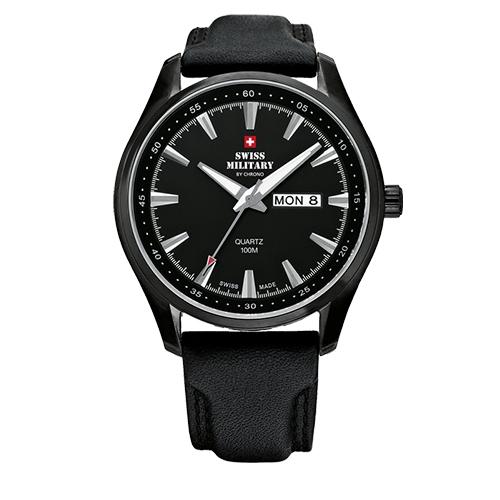 שעון יד ספורטיבי לגבר SWISS MILITARY