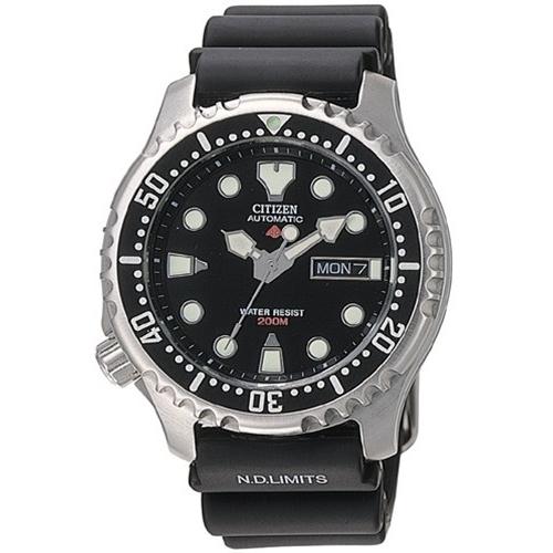 שעון צלילה PROMASTER אוטומטי לגבר מבית CITIZEN