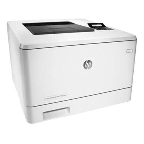 מדפסת לייזר צבע HP Color LaserJet Pro M452nw