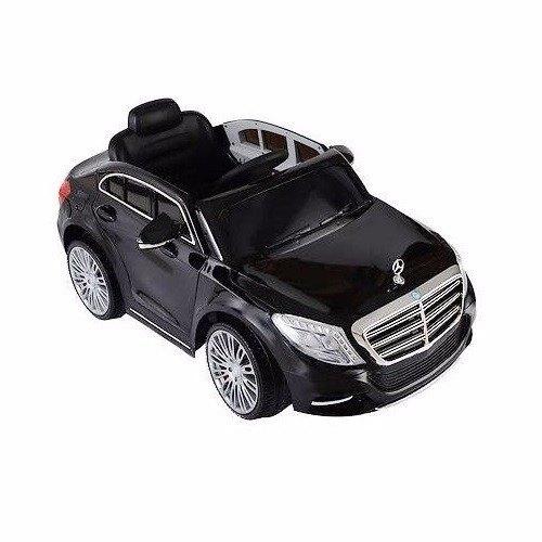 ג'יפ ממונע Mercedes S600 עם גלגלי גומי