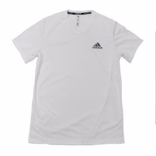 חולצת ספורט ADIDAS אדידס לגבר עם צווארון V