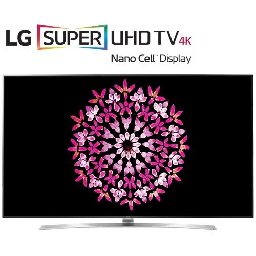 """טלוויזיה 65"""" Smart 4K LED Super דגם 65SJ950Y תצוגה"""