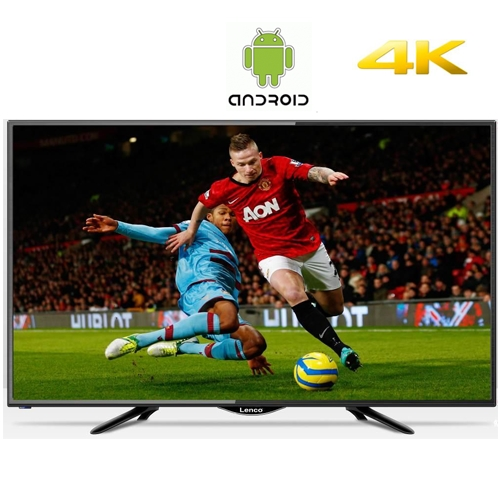 """טלוויזיה """"55 LED SMART 4K דגם: LD-55AN4K/EL"""