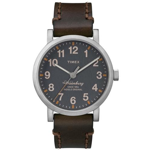 שעון יד לגבר מבית TIMEX העולמית