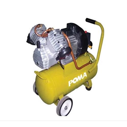 מדחס אויר 25 ל' שני ראשים בהספק 2900W מבית POMA