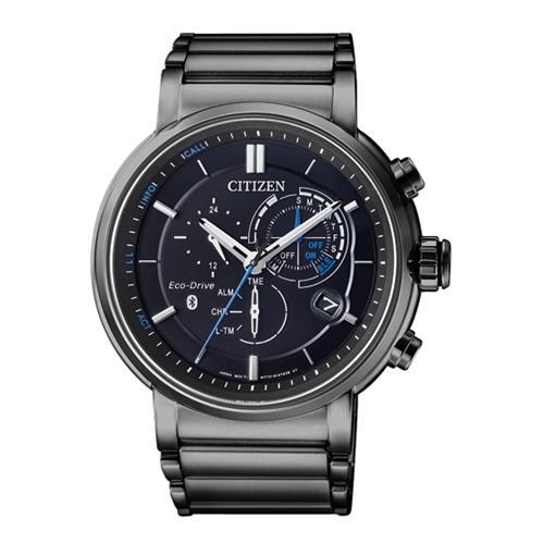 שעון יד Bluetooth לגבר סולארי ללא צורך בסוללה