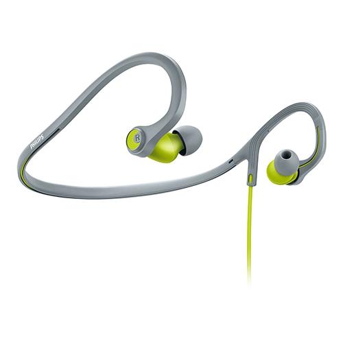 אוזניות ספורט איכותיות וקלות מבית PHILIPS