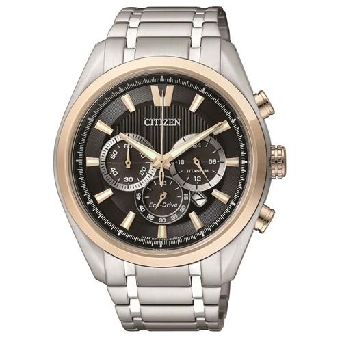 שעון יד ECO DRIVE אלגנטי לגבר מבית CITIZEN