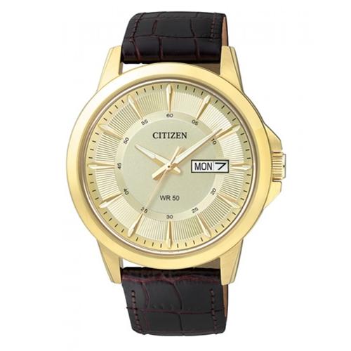 שעון יד  Quartz אלגנטי לגבר מבית CITIZEN יפן