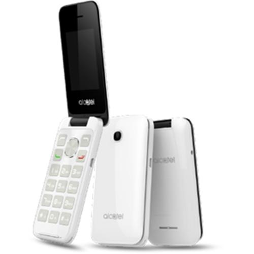 טלפון סלולרי ALCATEL OneTouch 2051D לבן