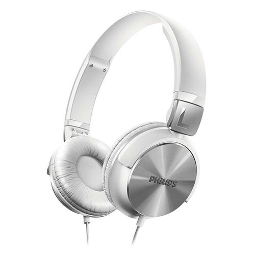 """אוזניות בסגנון DJ עם רמקול 32 מ""""מ מבית PHILIPS"""