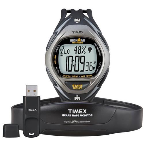 שעון מד דופק ספורט דיגיטלי לגבר TIMEX