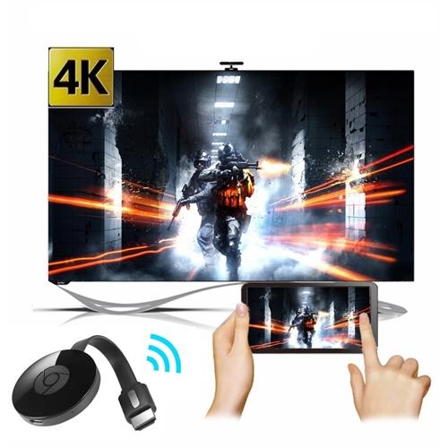 חדש ומיוחד! מתאם PC TO TV אלחוטי 4K בחיבור HDMI