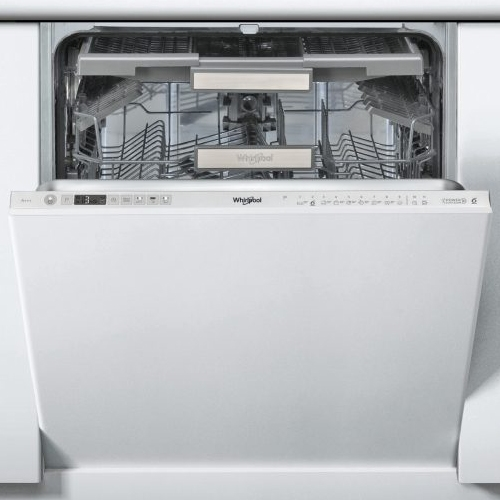 מדיח כלים אינטגרלי מלא Whirlpool דגם WIO 3O33 DEL