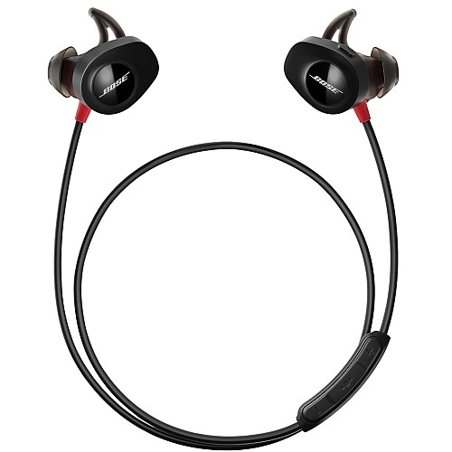 אוזניות בלוטות' אלחוטיות Bose SoundSport Pulse