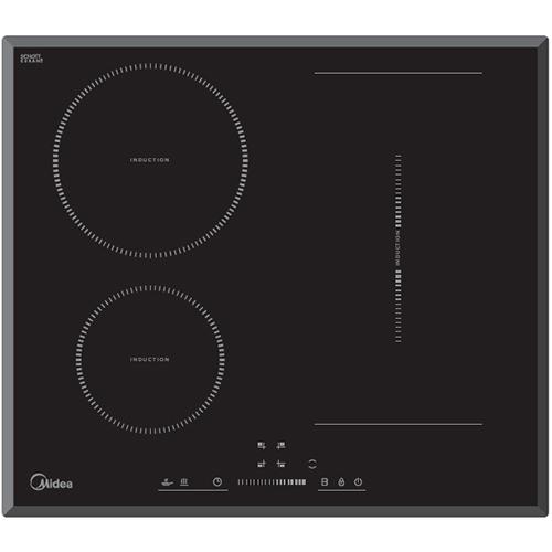 כיריים אינדוקציה 2 מוקדי בישול + משטח Free Zone