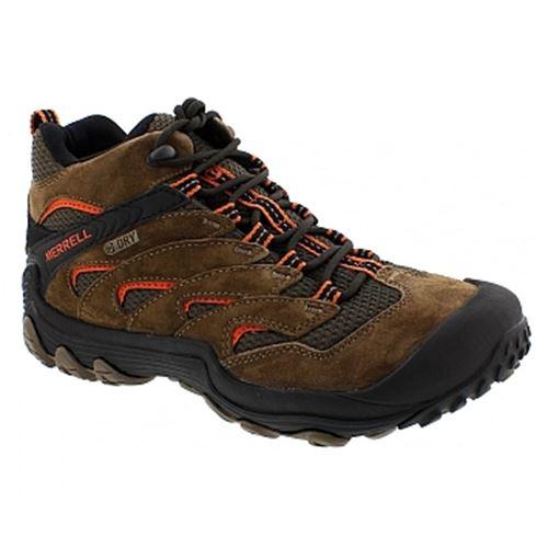 נעלי הליכה וטיולים גברים Merrell מירל דגם Chameleon 7